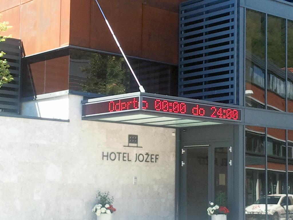 Hotel Jožef Idrija